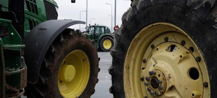 Ματαιώθηκε η αποκλεισμός της Εφορίας από τους αγρότες εξαιτίας της κακοκαιρίας στο Πήλιο