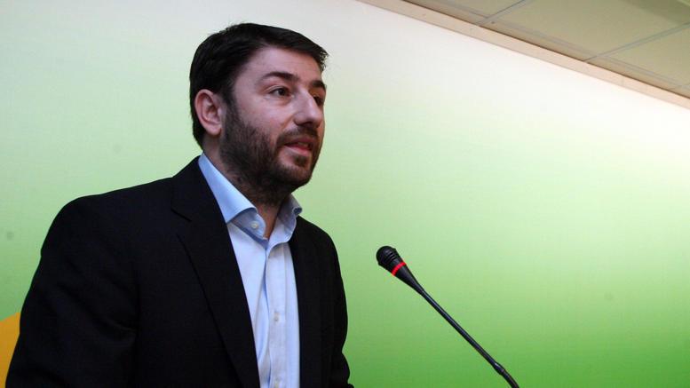 Στον Βόλο σήμερα ο Νίκος Ανδρουλάκης