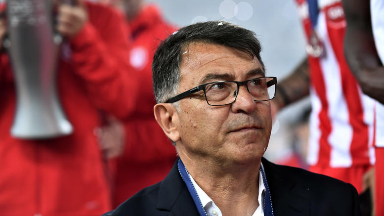 430aac3ddd Nέος προπονητής του Ολυμπιακού o... Tάκης Λεμονής - e-thessalia.gr