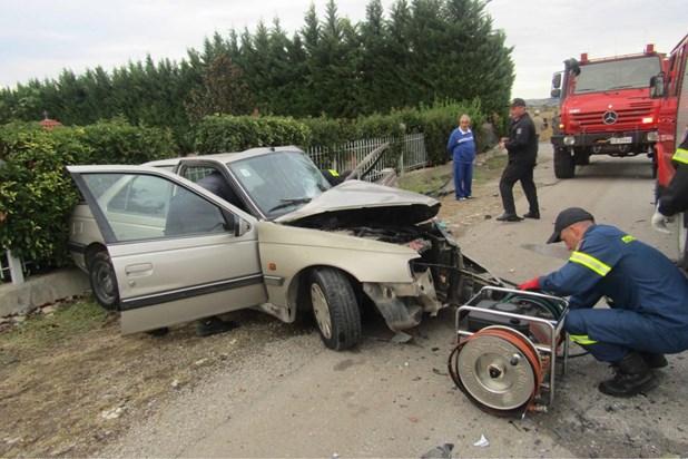 Νεκρός 78χρονος σε τροχαίο στα Φάρσαλα - e-thessalia.gr