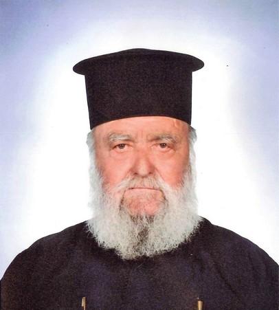 Απεβίωσε ο π. Αναστάσιος Ζαχαρής