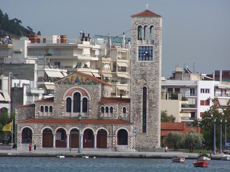 Πανηγυρίζουν οι ναοί των Αγίων Κωνσταντίνου και Ελένης στη Μαγνησία