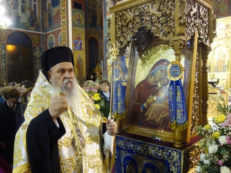 Στη Θεσσαλονίκη για προσωρινή νοσηλεία ο Μητροπολίτης Λάρισας Ιγνάτιος – Θα τον επισκεφθεί ο Αρχιεπίσκοπος