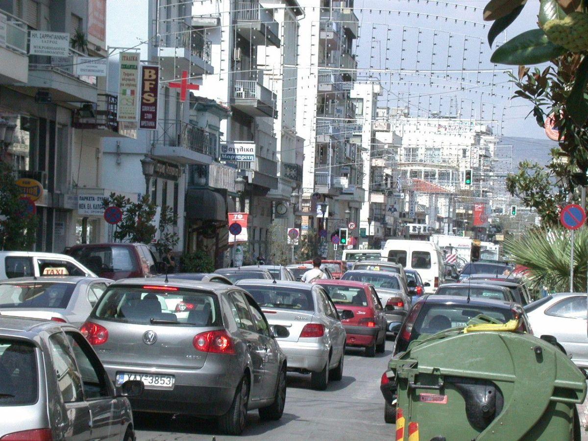Ένα στα πέντε οχήματα που κυκλοφορούν στους δρόμους της Μαγνησίας δεν έχουν ελεγχθεί από ΚΤΕΟ