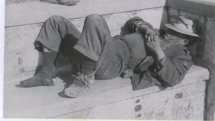 Η Μαγνησία στο Πέρασμα του Χρόνου μας «αποκαλύπτει» ένα «ιστορικό πρόσωπο» του Βόλου: Αποστόλης Καραμούζας ο τρομακτικός