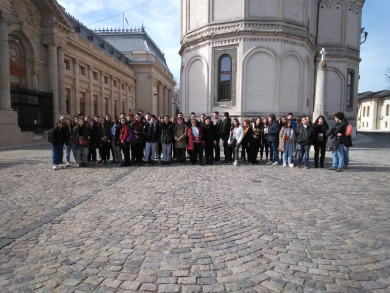 Εκπαιδευτική εκδρομή του 6ου ΓΕΛ Βόλου στη Ρουμανία