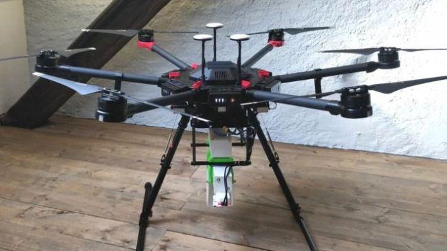 Κουνουποκτονία με τη χρήση drones θα γίνει φέτος στη Μαγνησία