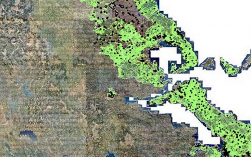 Ανάρτηση δασικού χάρτη για προ-Καποδιστριακούς ΟΤΑ στη Μαγνησία