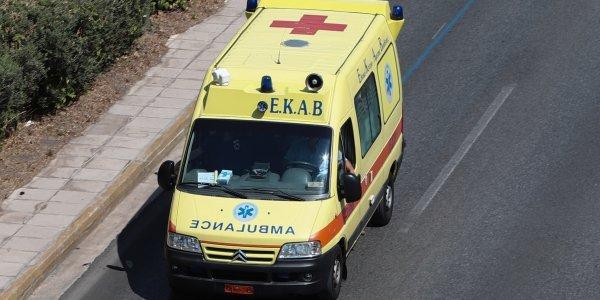 Ελαφρύς τραυματισμός σε τροχαίο στο Λοζίνικο