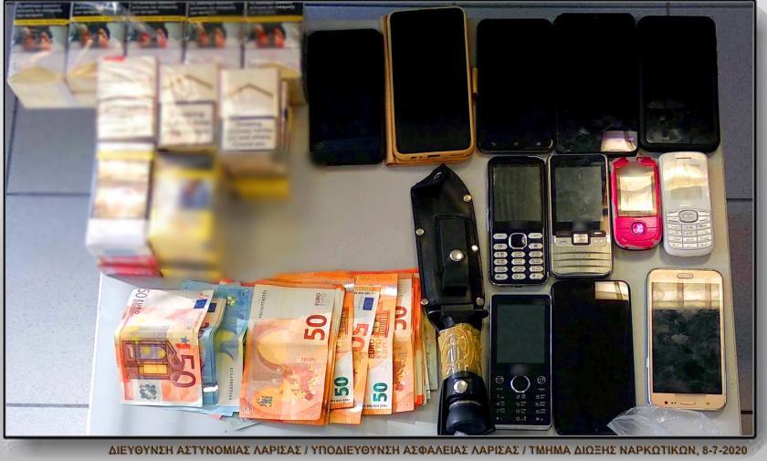 Συνελήφθησαν 5 ακόμη άτομα για συμμετοχή στις εγκληματικές οργανώσεις που διακινούσαν ηρωϊνη στη Θεσσαλία