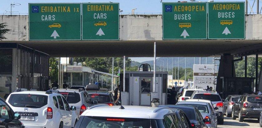 Ανοιξαν τα σύνορα για τους εγκλωβισμένους οδηγούς στον Προμαχώνα