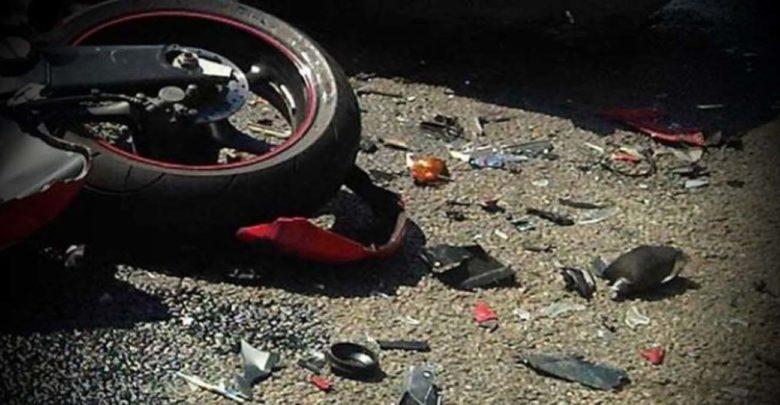 Tραγωδία στον περιφερειακό του Βόλου – Νεκρός 45χρονος δικυκλιστής