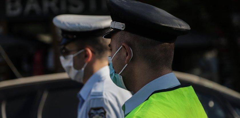 Θεσσαλονίκη: Σε καραντίνα 11 αστυνομικοί – Δύο θετικοί στον κορωνοϊό