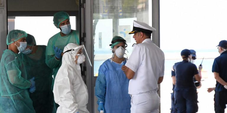 Κορωνοϊός: 124 νέα κρούσματα στη χώρα μας – 210 οι νεκροί