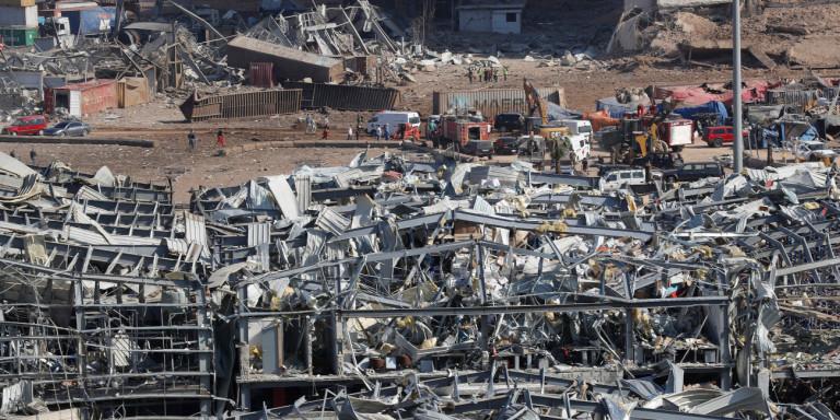 Εκρηξη στη Βηρυτό: Πέντε οι Ελληνες τραυματίες, οι δύο σε σοβαρή κατάσταση