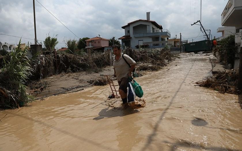 ΚΚΕ: Η Εύβοια χωρίς αντιπλημμυρικά έργα