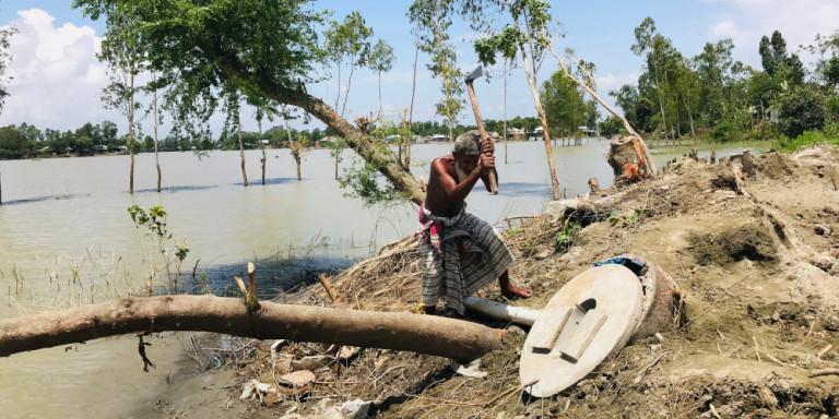 Νεπάλ: Τουλάχιστον 16 νεκροί και δεκάδες αγνοούμενοι από τις καταρρακτώδεις βροχές