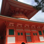 日本三大霊場のひとつ:高野山にいって来た