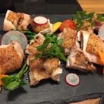 エピナール那須でおいしい和食を食べた