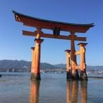 厳島神社の大鳥居の修繕工事はいつから?