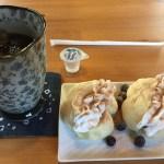 関宿斎場の裏にあるカフェ「水塚」