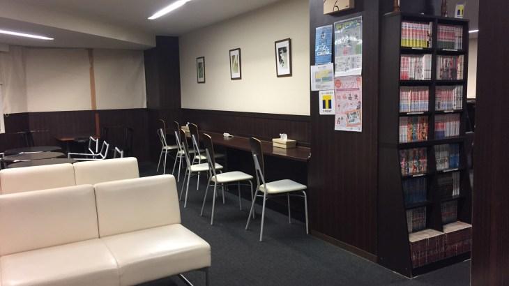 新宿VIPラウンジ共用スペース
