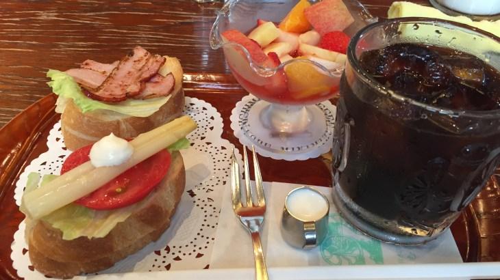 神戸三宮でおしゃれな喫茶店でモーニング*にしむら珈琲店