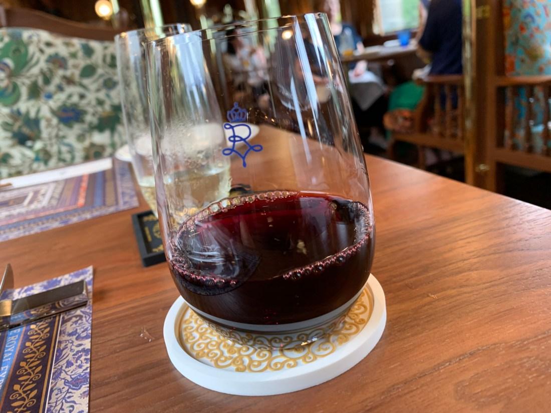 ロイヤルエクスプレス赤ワイン