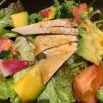上野でお野菜たっぷりの格安ランチ