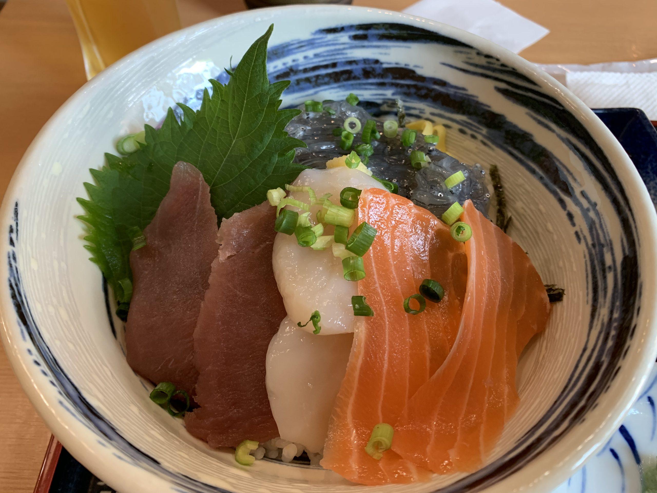 海鮮丼専門店五八