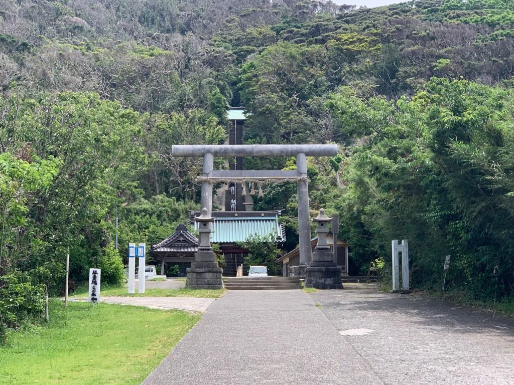 房総の神社仏閣洲崎神社