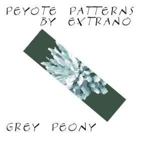 Grey Peony 0