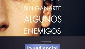 """""""La Red Social"""" número uno llega a la pantalla grande"""