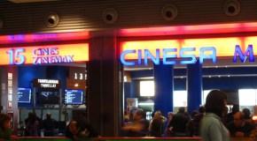 A la gente le gusta el cine