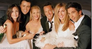 La nostalgia de Friends