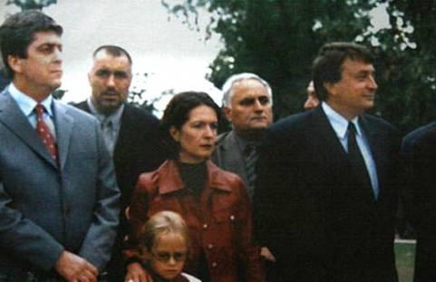 Резултат с изображение за Борисов паметник на Живков снимка