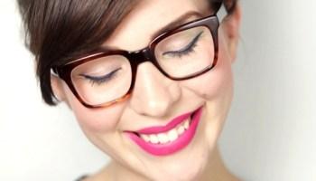 Make up Tips  7 μικρά μυστικά μακιγιάζ για όσες φορούν γυαλιά μυωπίας f52eb920768