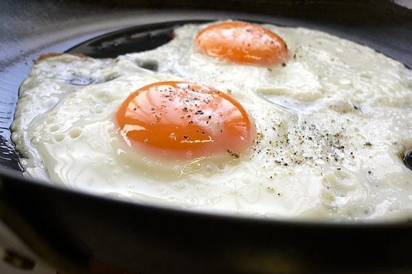 Τα αυγά και τα μάτια σας!