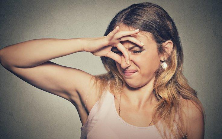 Ποια είναι τα τρόφιμα που προκαλούν κακοσμία του σώματος