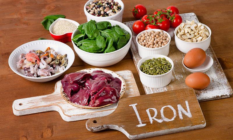 Ποια φαγητά είναι οι καλύτερες πηγές σιδήρου;