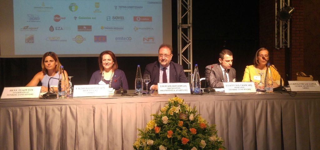 Υφυπουργός Πιτσιόρλας από το Βόλο: Η Ελλάδα αλλάζει σελίδα - Επανεκκίνηση της βιομηχανίας