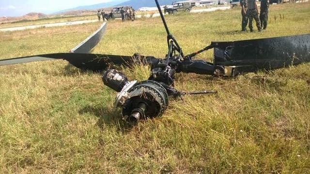 """Παραλίγο τραγωδία στην 1η ΤΑΞΑΣ στο Στεφανοβίκειο Μαγνησίας - """"Άγιο"""" είχαν δύο πιλότοι"""
