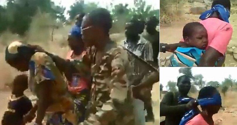 Στρατιώτες εκτελούν εν ψυχρώ δύο γυναίκες και δύο παιδιά στο Καμερούν