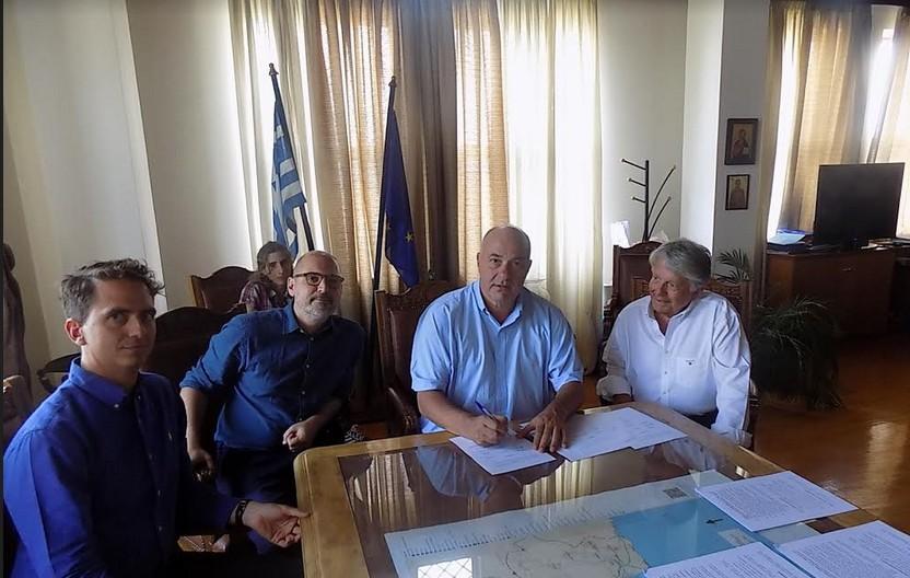 Ο δήμαρχος Μπέος ξεκίνησε τις διαδικασίες για το Μουσείο της Αργούς στο Πεδίον του Άρεως