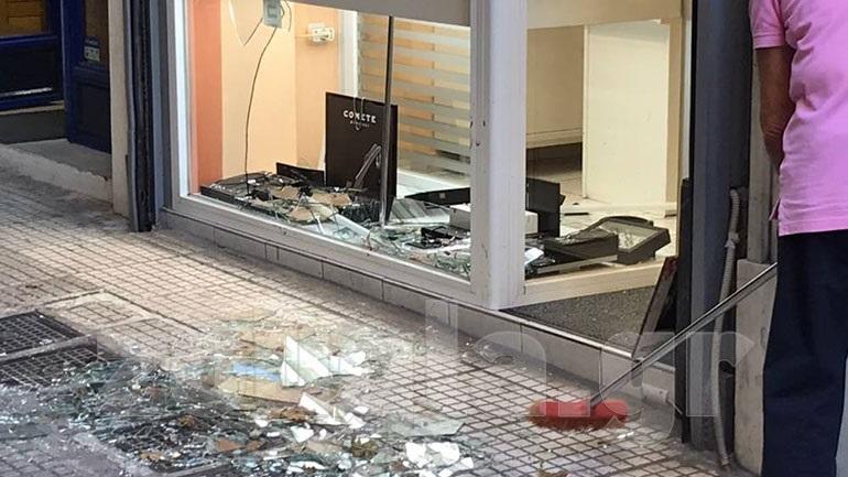 Συνελήφθη ο κοσμηματοπώλης στο κέντρο της Αθήνας μετά τον θάνατο του ληστή