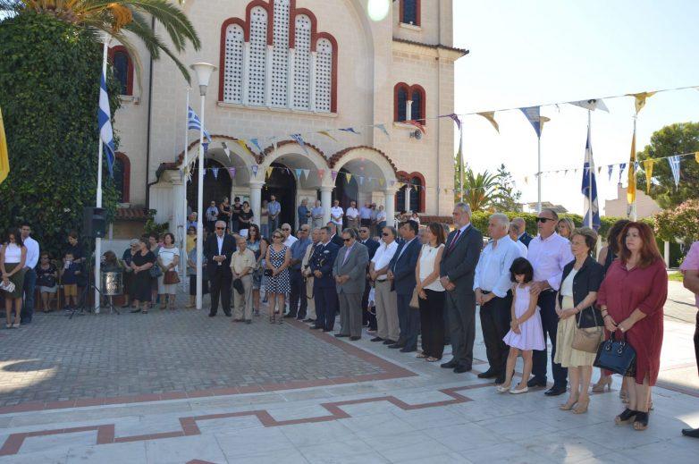 Ο Αλμυρός πανέτοιμος να γιορτάσει τον Πολιούχο του Αγ. Δημήτριο και την 28η Οκτωβρίου