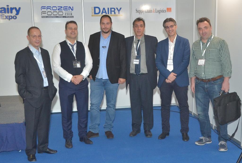 Ο Βολιώτης τυροκόμος Παναγιώτης Καρακάνας ομιλητής σε παρουσίαση έρευνας για τα γαλακτοκομικά προϊόντα