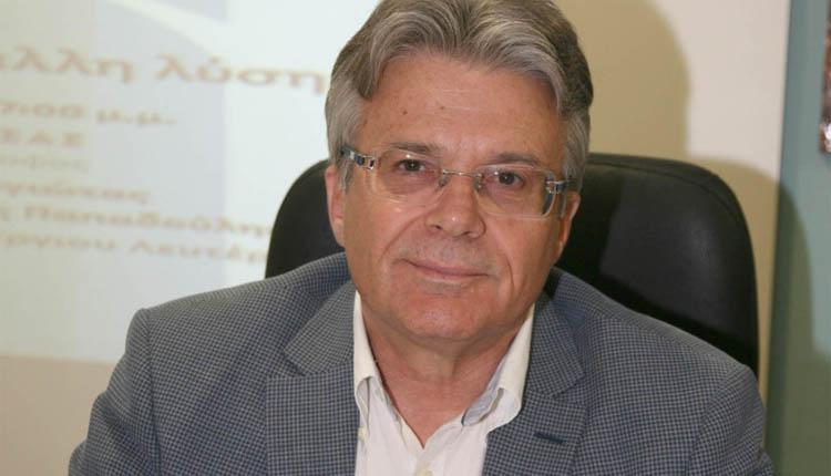 Ο υποψήφιος Δήμαρχος Βόλου Παπαδούλης παρουσιάζει όνομα συνδυασμού και τις βασικές αρχές της παράταξής του