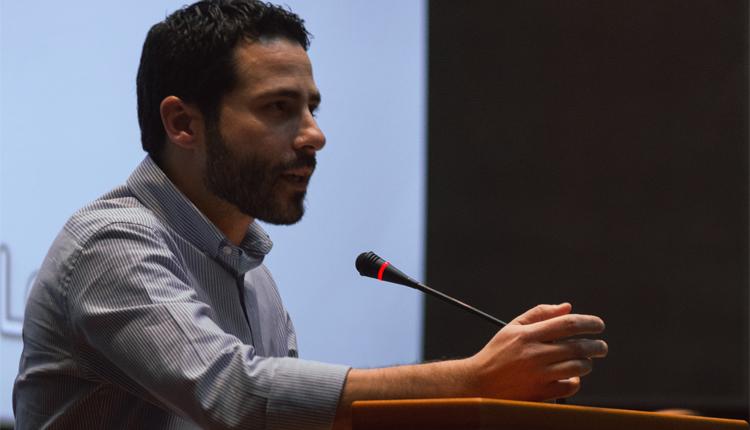 Ο Ιάσονας Αποστολάκης και επίσημα υποψήφιος Δήμαρχος Βόλου