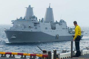 USS_Arlington_LPD-24_underway_in_August_2014